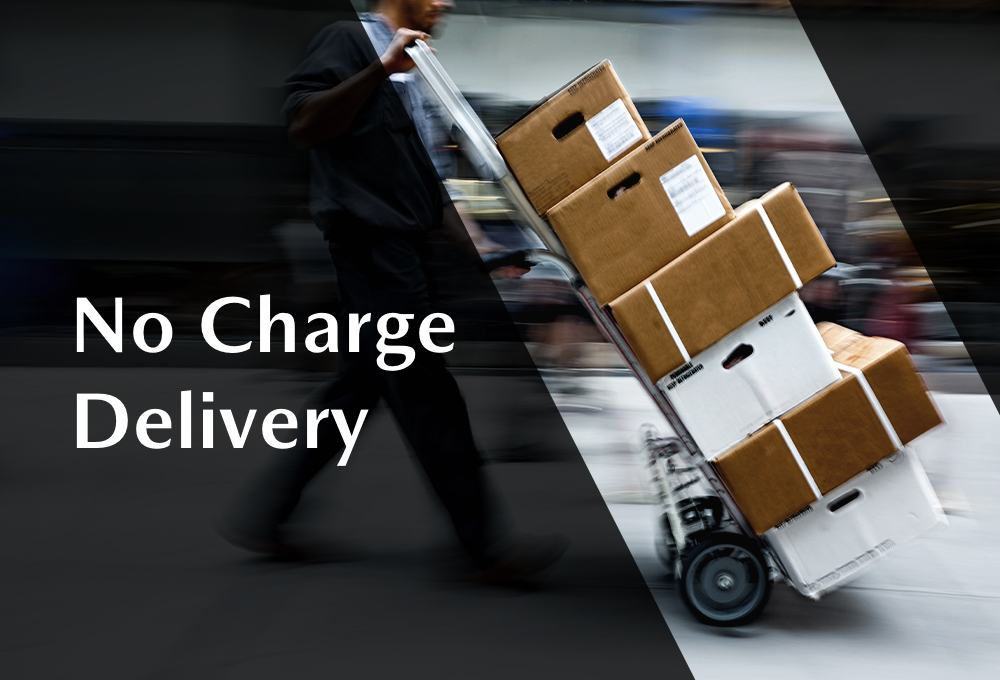No Charge Delivery