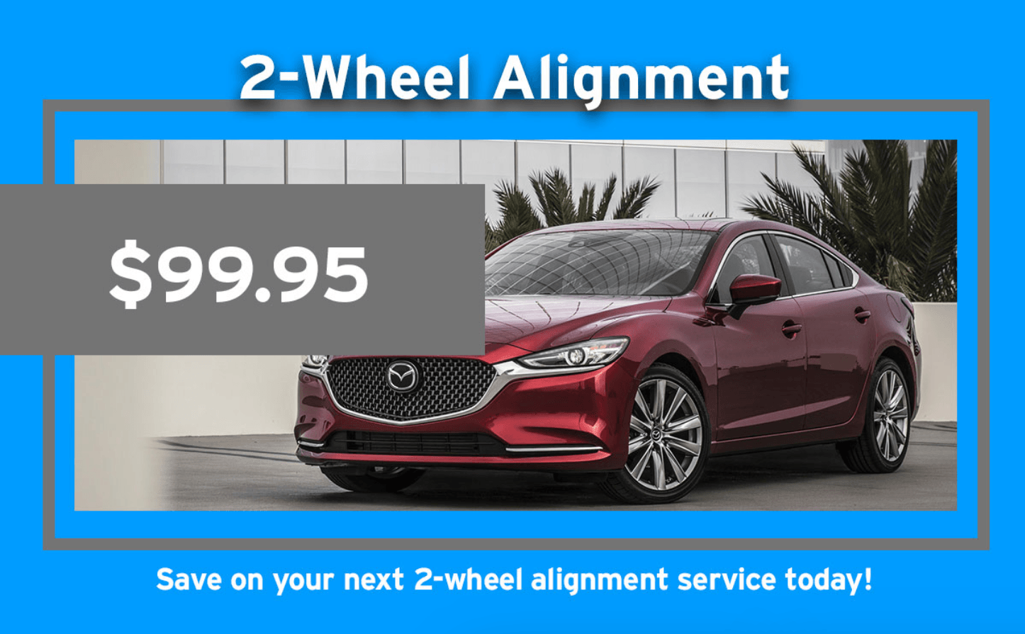 2-WHEEL ALIGNMENT